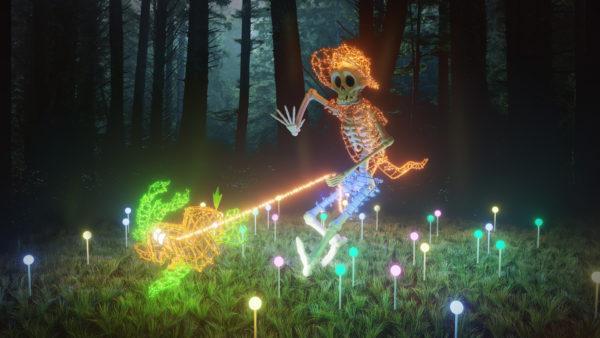 Lumagica i Slagelse - Spooky Lumi Nights