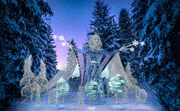 Lumagica i Aabenraa - Frozen Kingdom